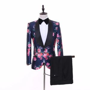 Other - Men's Black Lapel flower Tuxedos